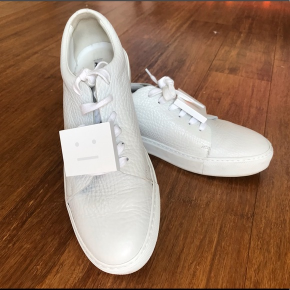 Acne Studios Womens Sneakers Size 1 41